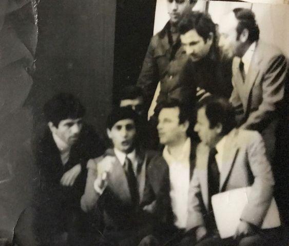 Kujtese ne foto, Aktore dhe kengetare te talentuar te estrades profesioniste te Gjirokastres