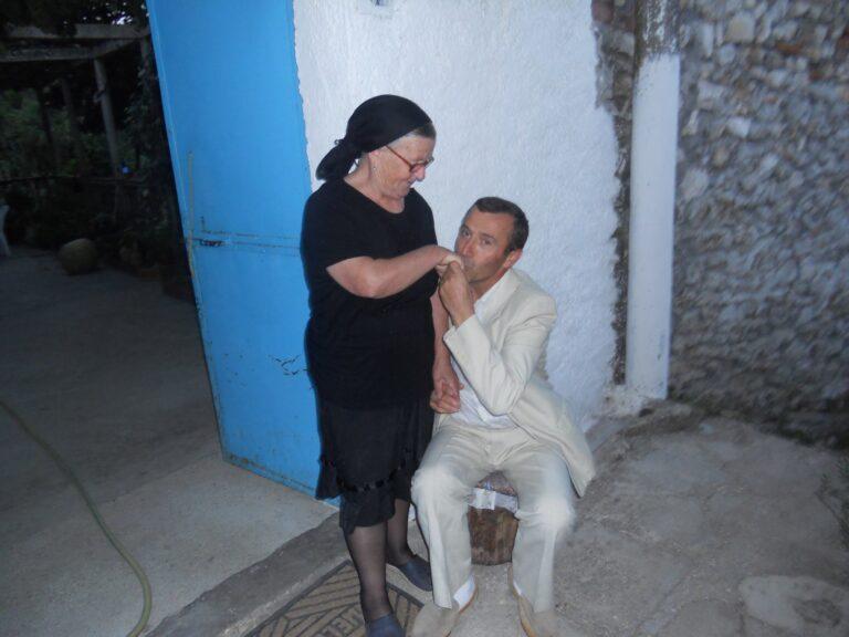 Sot ka Ditelindjen Petrit Bojo nga fshati Erind i Gjirokastres