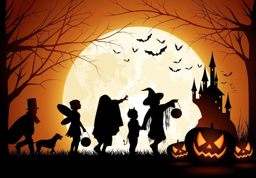 Jeni kurioz perse festohet Halloween?