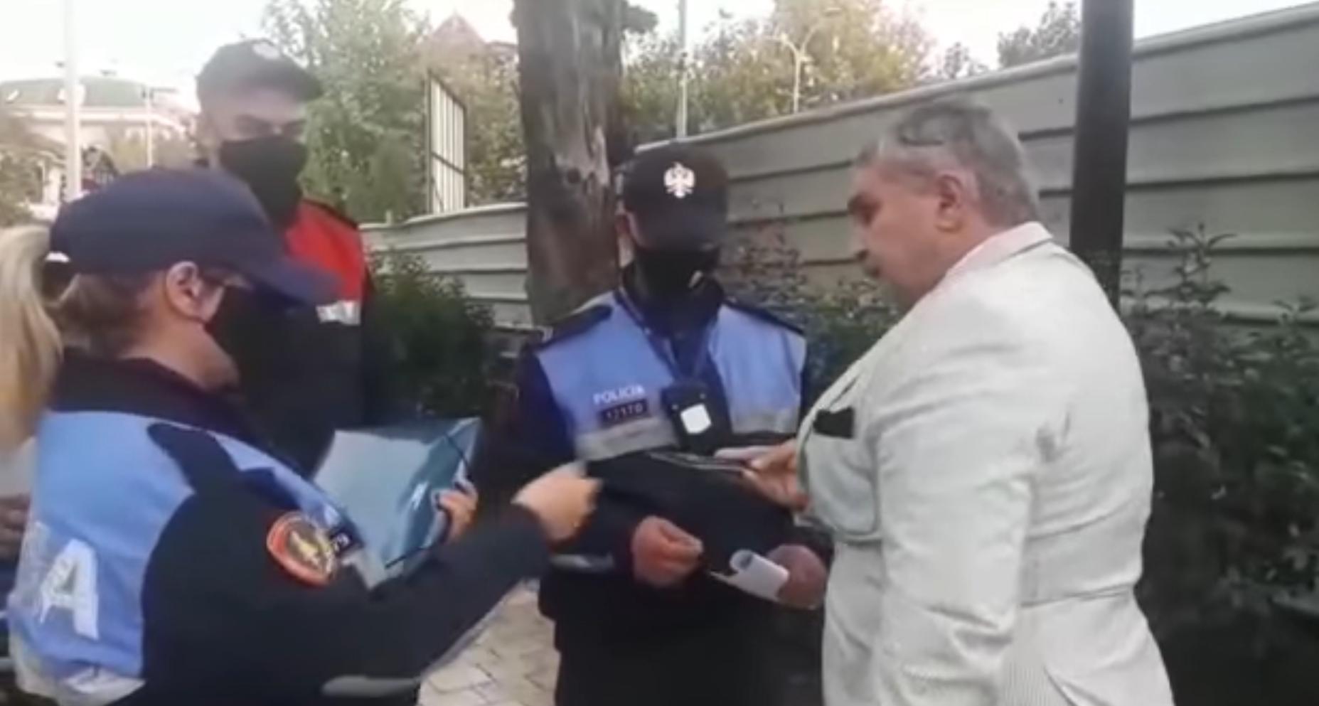 Doli pa Maske nga Kuvendi, Gjobitet Deputeti Kujtim Gjuzi - Ja reagimi i tij!
