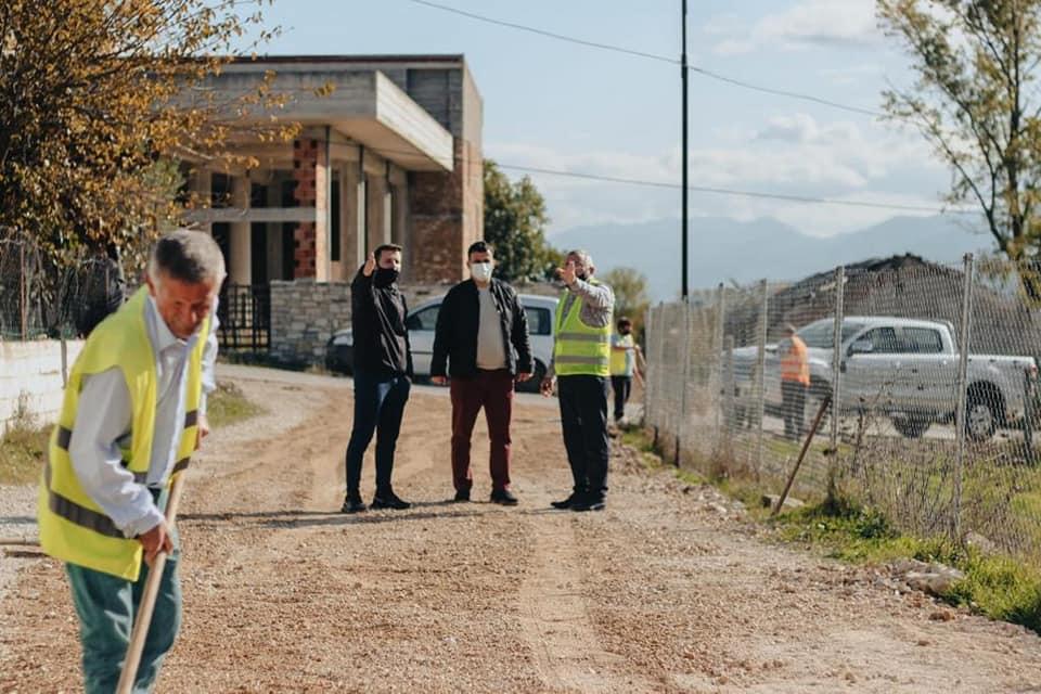 Me ne fund, permiresime ne infrastrukturen e fshatit Arshi Lengo