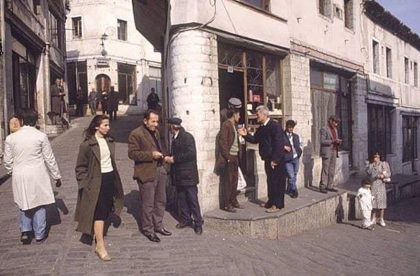 Burrat e parë të Pazarit, burrat me dy RR që nuk i kanë munguar Gjirokastrës-
