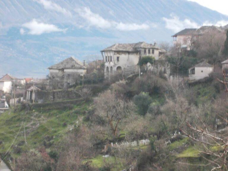 Cfaka, lagjja e vjeter e Gjirokastres ne kater stinet e saj