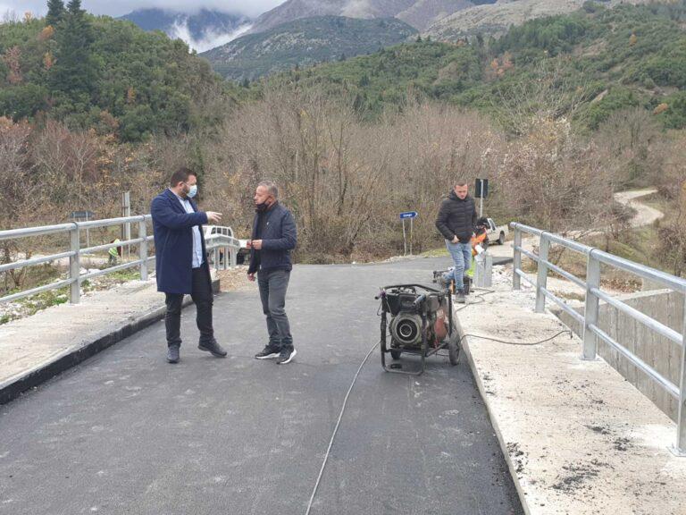 Mbahet premtimi për urën që bashkon dy fshatra në Dropullin e Sipërm
