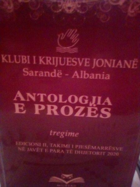 """Nga Antologjia e Prozës, tregime të shkrimtarëve sarandiotë, lexoni tregimin e Agron Memës """"Kosi i Nënës"""""""