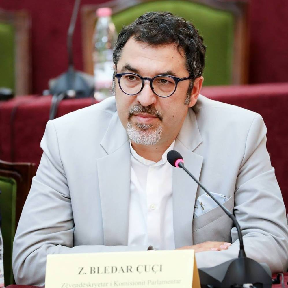 Deputeti i Gjirokastres Bledi Çuçi do të jetë ministri i ri i Brendshëm