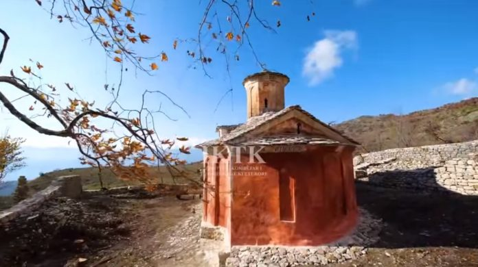 Nje lajm i mire nga fshati Stegopul i krahines se Lunxherise te Gjirokastres