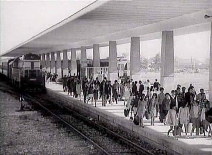 Një ngjarje në tren -shkruar nga Tahir Boçi