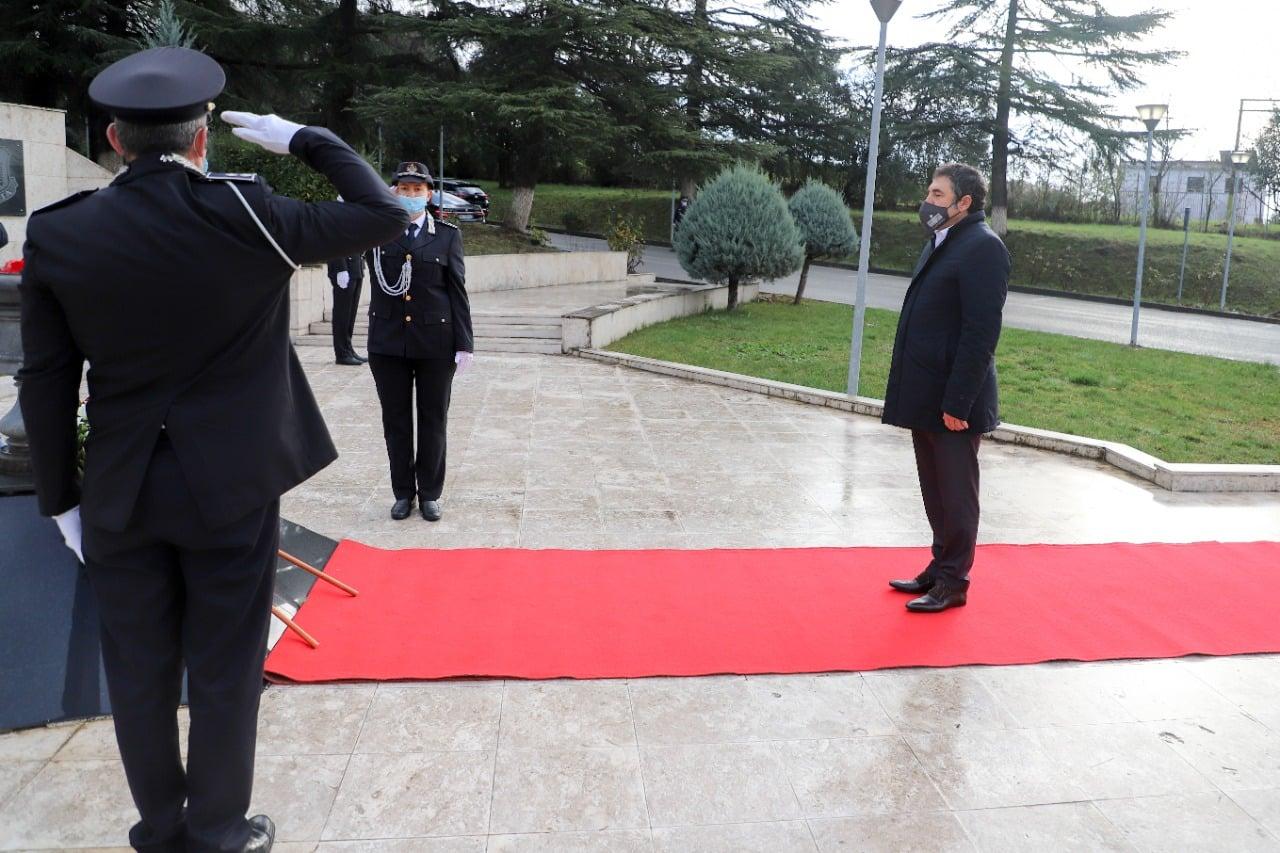 Ministri i Brendshem Bledi Çuçi:Policia e Shtetit ka bërë një rrugë plot sakrifica