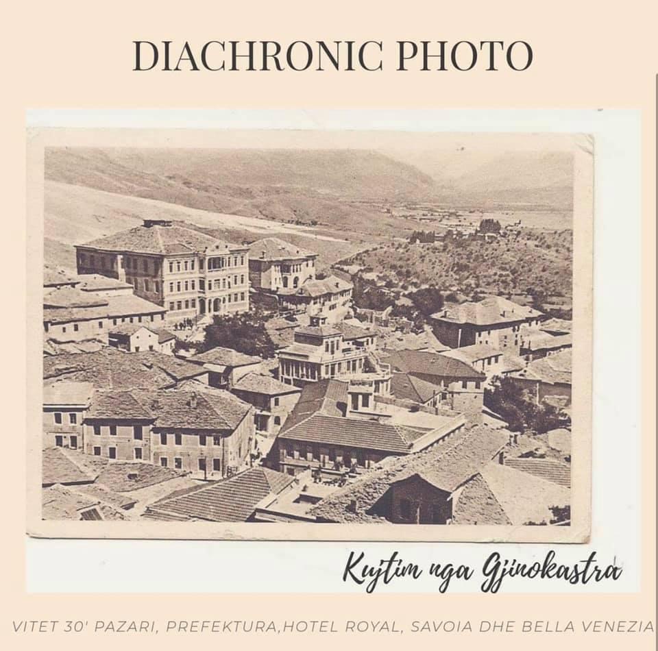 Komentoni keto shprehje nga Fjalori E folme e qytetit te Gjirokastres