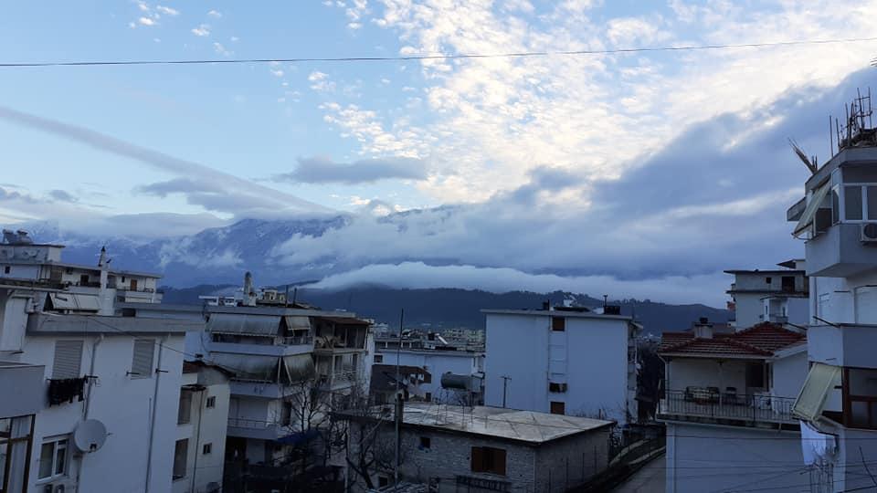 Moti sot në Gjirokastër, i ftohtë por nuk fryn erë...