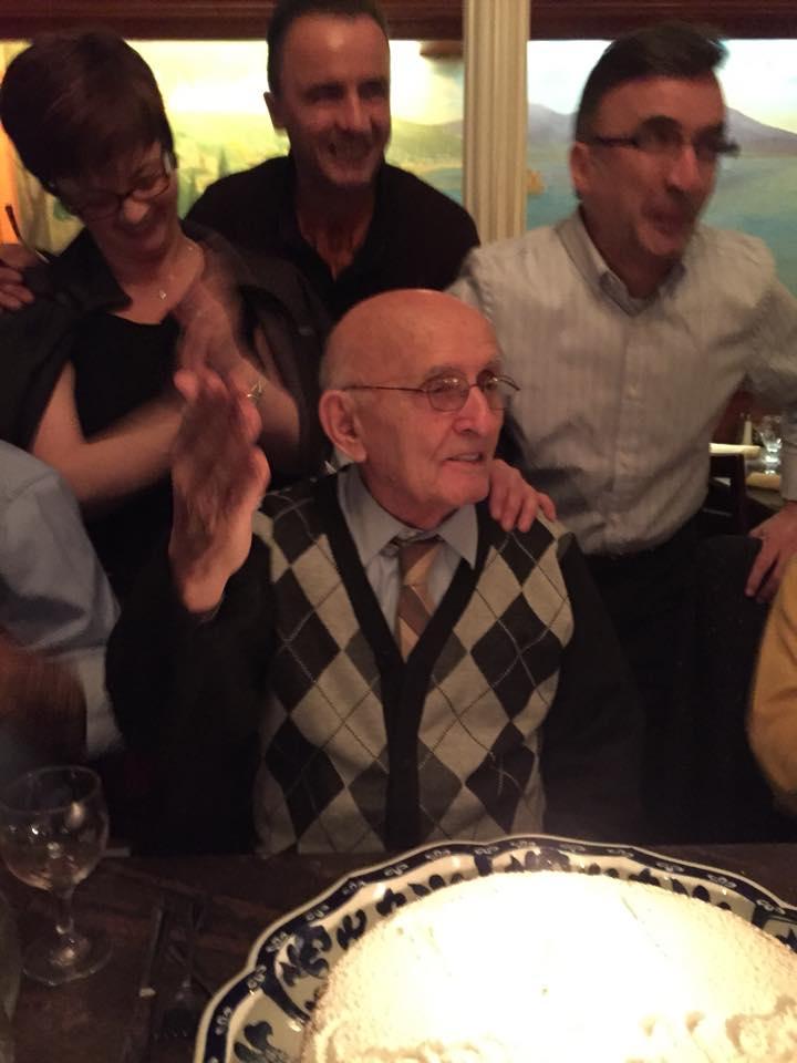 Sot urojme per Ditelindjen mesuesin e muzikes, violinistin e shquar Polo Xhori qe mbush 100 vjeç