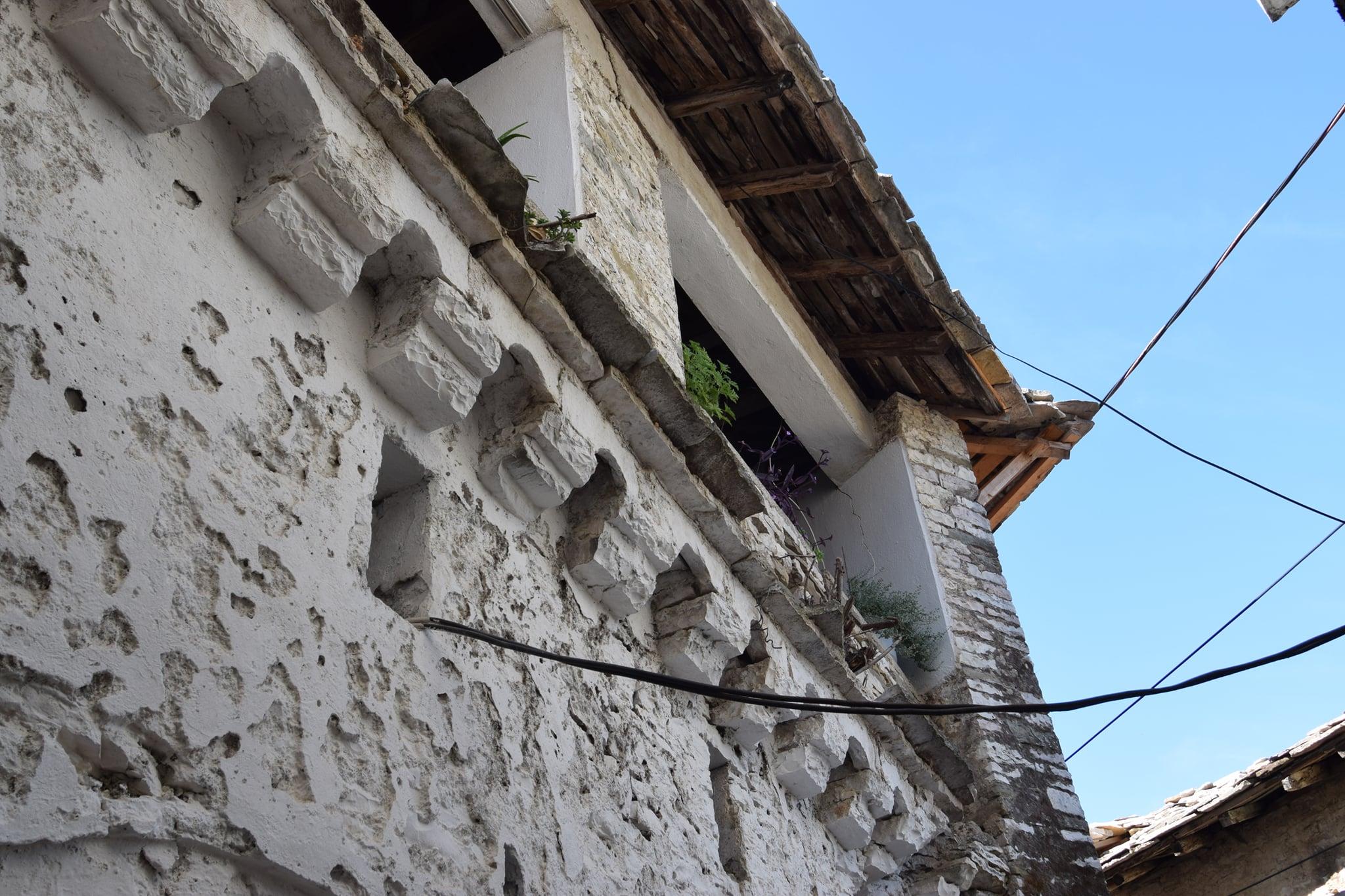 Frigoriferet ne shtepite 300 vjecare te qytetit te Gjirokastres