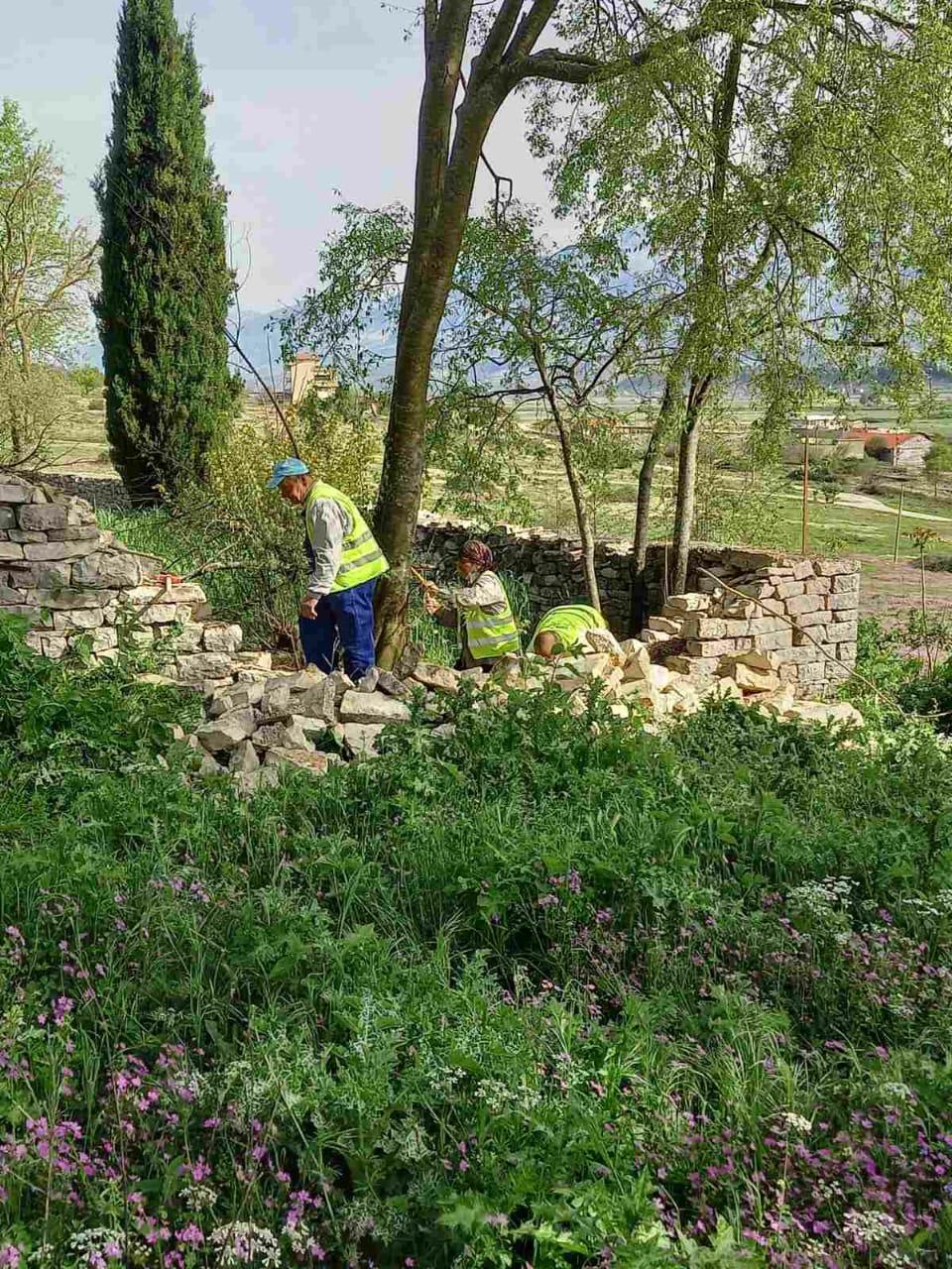 Pas zgjedhjeve, vazhdojne punet ne fshatrat Terihat, Dervician dhe Sofratike