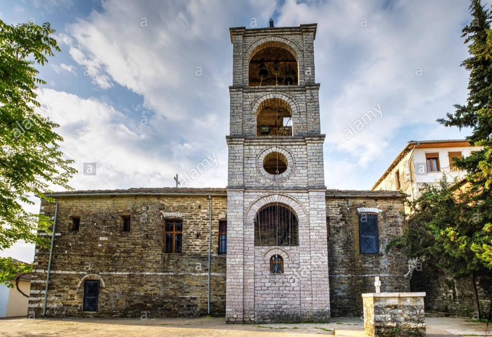 """Kujtese per burrat e mire qe mbanin '""""çelsat e kishes"""" ne lagjet Pazar i Vjeter, Varrosh dhe fshatrat e Gjirokastres"""