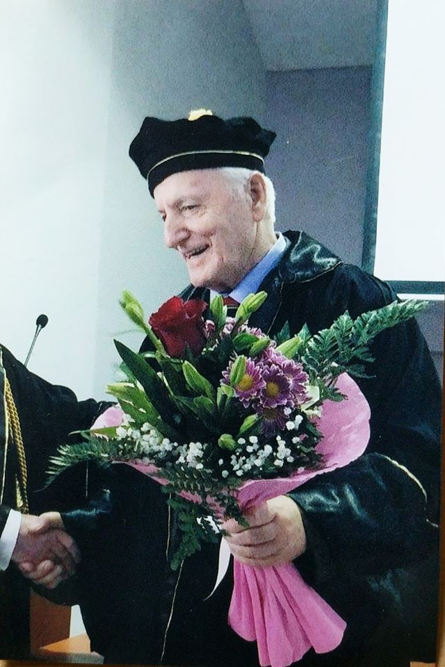 Prof.Dr.Agron F.Fico i paharruar ne kujtime dhe kontribute