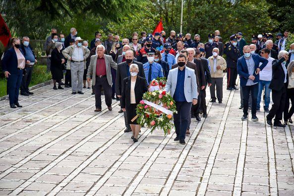 Gjirokastra perkujton 5 Majin/ Flamur Golemi:  Nderojmë veprën dhe kontributin e Dëshmorëve të Atdheut për liri dhe progres shoqëror