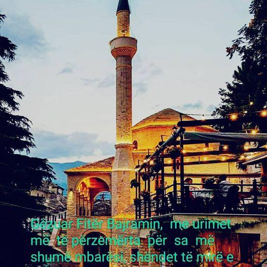 Gezuar Fiter Bajramin