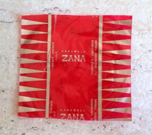 Ju kujtohen karamelet Zana? Veme bast qe keto karamelet e tjera i keni harruar