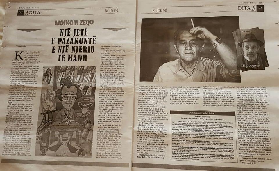 Vllasova Musta per Moikom Zeqon:Dritë emrit të tij!