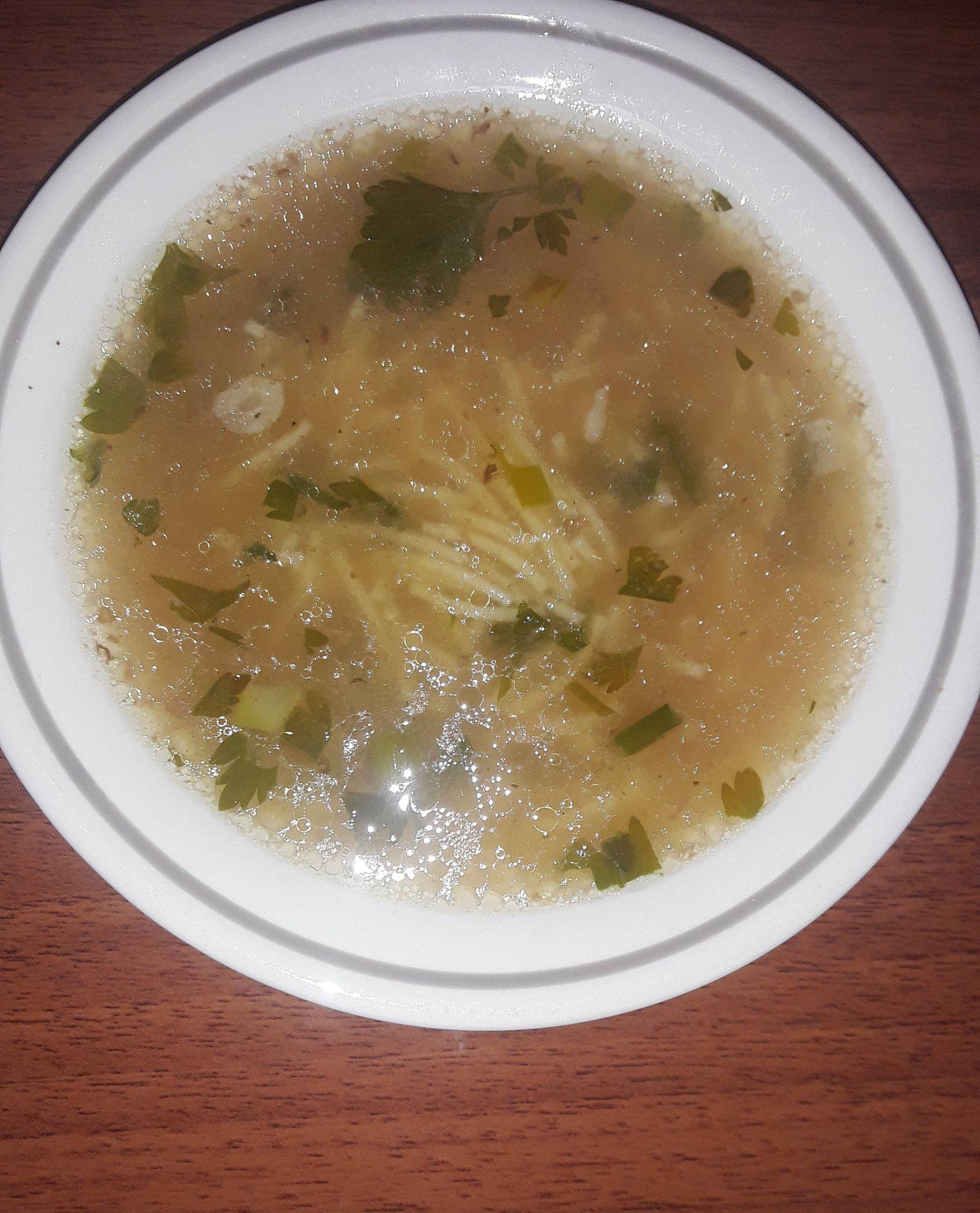 Kjo eshte supa qe duhet te hahet cdo dite...