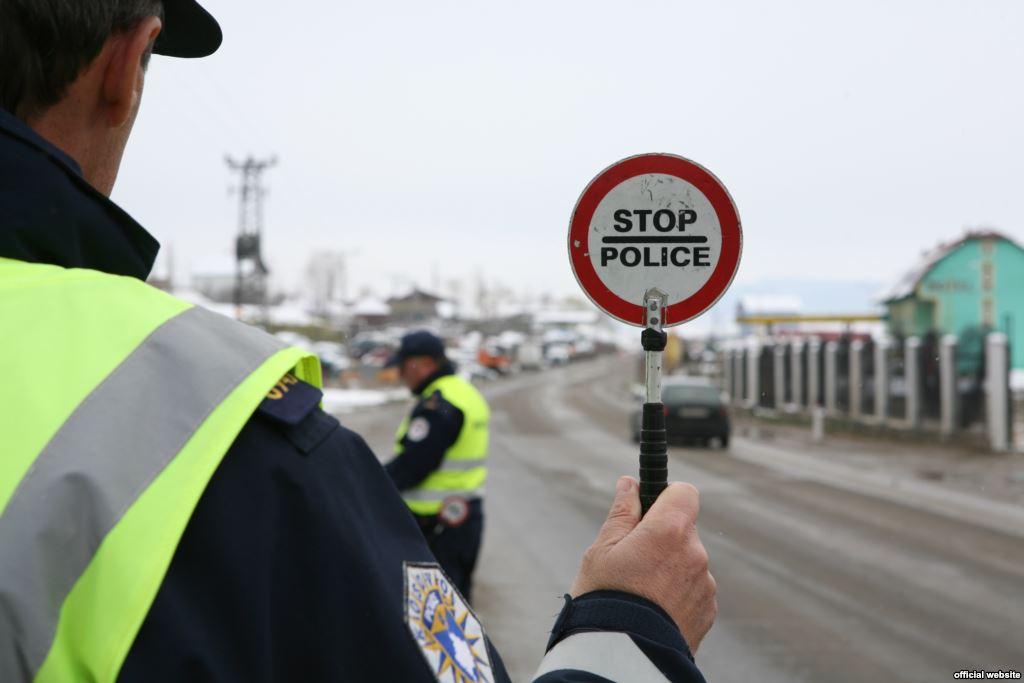 Masat anticovid,policia: Ja si do te procedohet me drejtuesit e mjeteve qe u eshte pezulluar leja e drejtimit