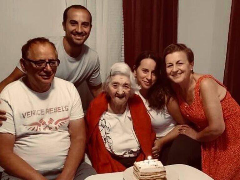 Ja cila eshte gjirokastritia me e vjeter në Amerikë qe sot feston 103 vjetorin e lindjes
