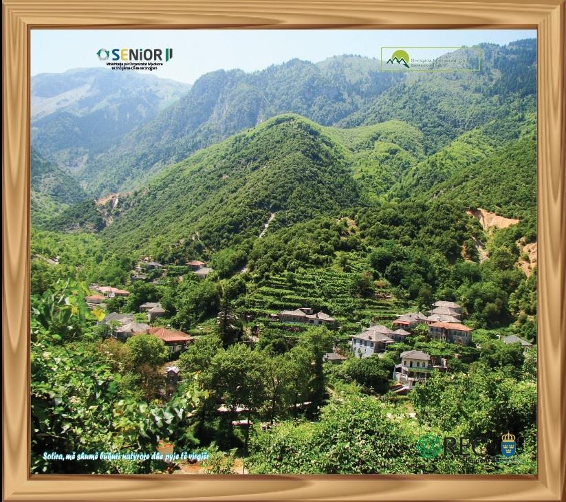 Gjeni emrin e fshatit ne foto, nese keni qene a do donit te ktheheshit perseri?