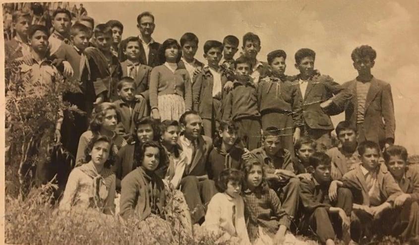 Kujtese/ Kjo foto zgjon kujtime per klasen e 7-te te shkolles 29 Nentori ne Gjirokaster