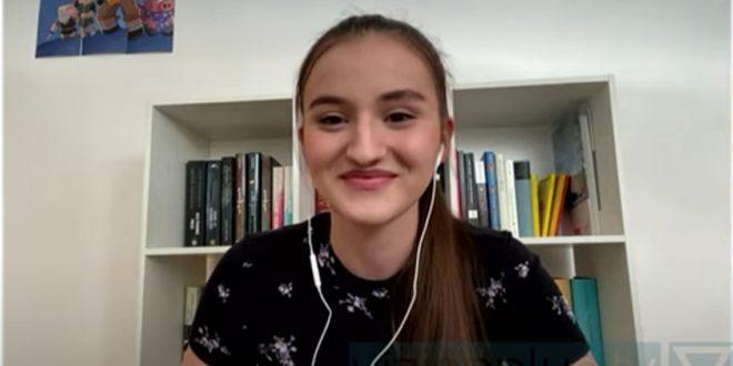 Vajza me inteligjente ne Gjermani eshte nga Kosova.Ja cila eshte!