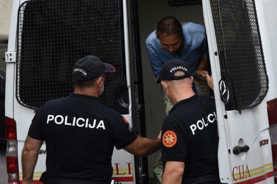 Nje Ton Kokaine - Cili ishte kurthi i Policise qe vuri ne Pranga nje Femer!