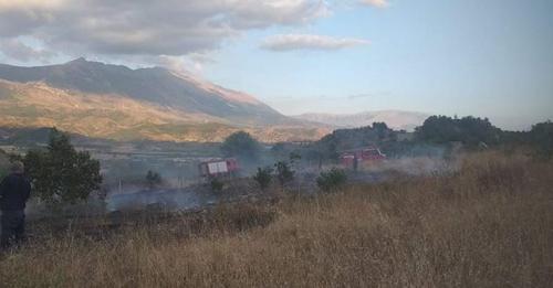 Vatër e re zjarri ne Gjirokaster