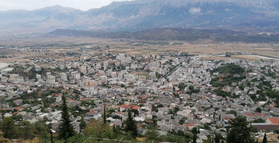 Gjirokastra, gjeni nga cila pikë është bërë kjo foto?!