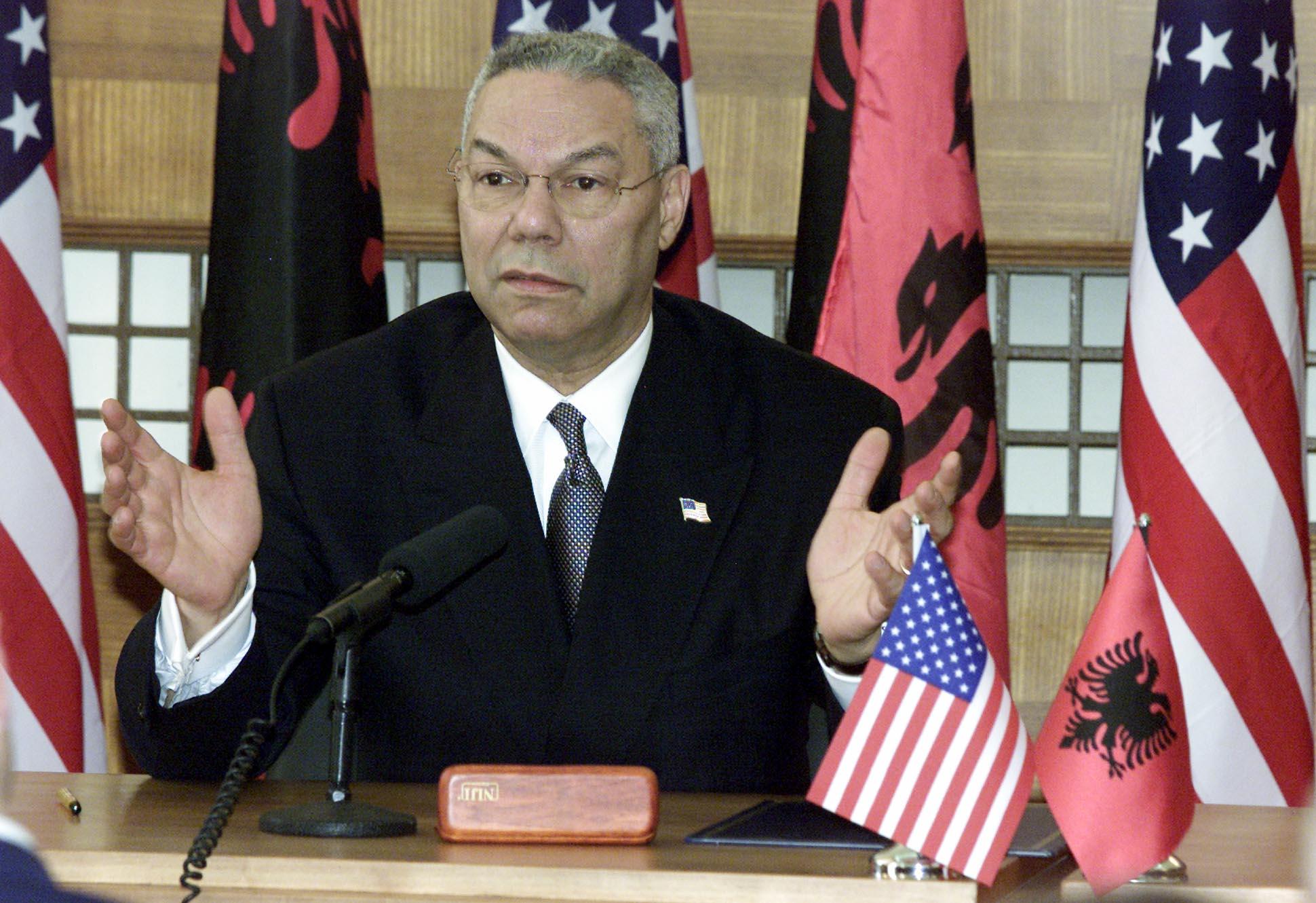 Ndahet nga jeta Colin Powell